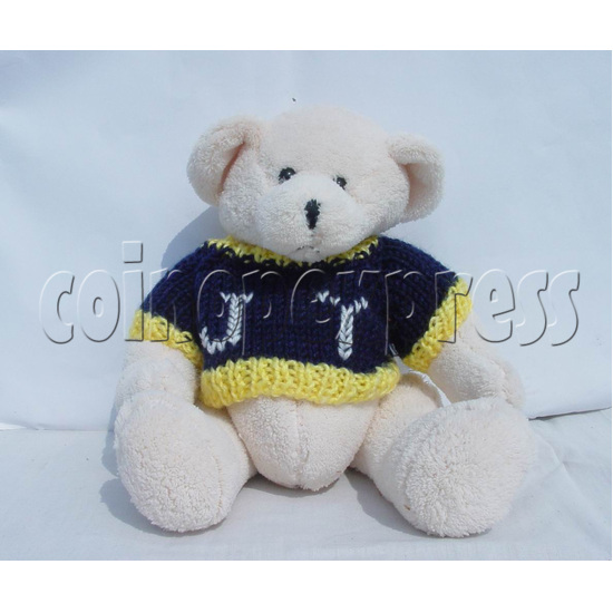 "10"" Sweater Bear 10786"
