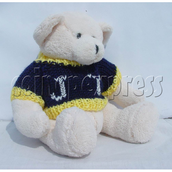 "10"" Sweater Bear 10787"