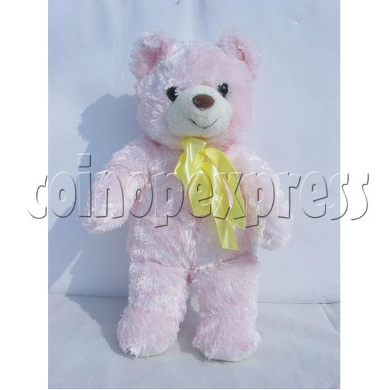 """10"""" Silk Belt Bear 10804"""