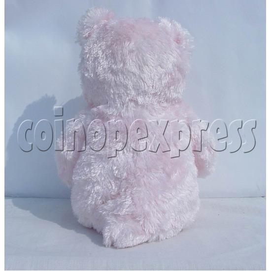 """10"""" Silk Belt Bear 10805"""