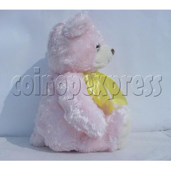 """10"""" Silk Belt Bear 10806"""