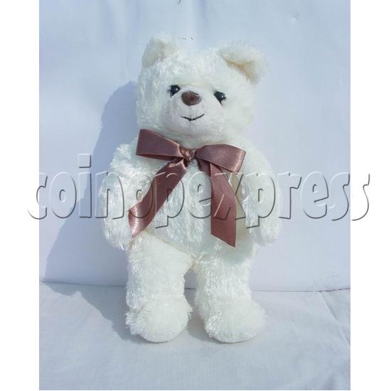 """10"""" Silk Belt Bear 10807"""