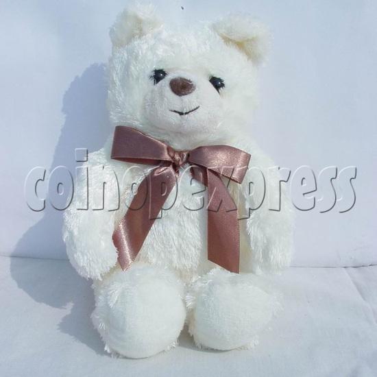 """10"""" Silk Belt Bear 10808"""