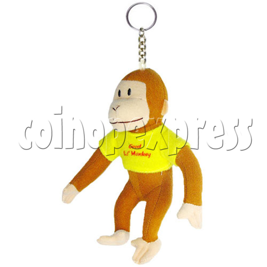 """6.3"""" Monkey With T-Shirt 10809"""