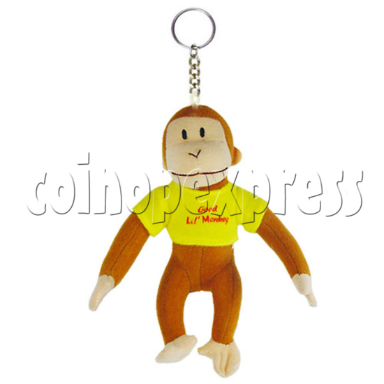 """6.3"""" Monkey With T-Shirt 10810"""
