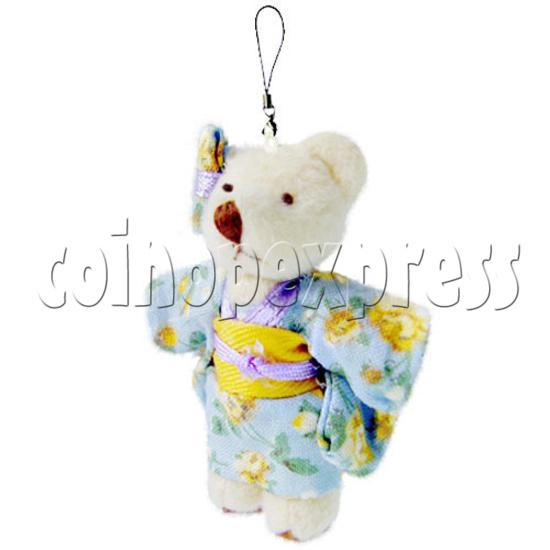 """2"""" Kimono Teddy Bear 10917"""