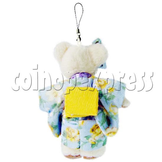 """2"""" Kimono Teddy Bear 10919"""