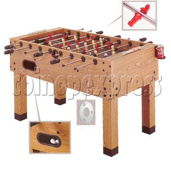 Steel Soccer Table 1095