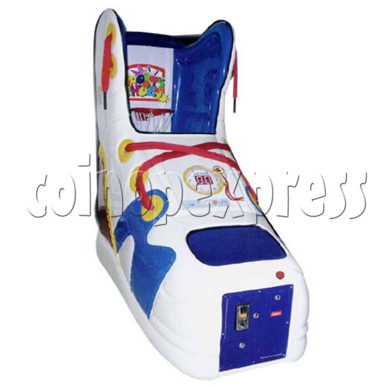 Sport Shoe basketball machine 11084