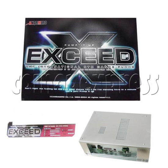 Pump It Up Exceed Factory Kit 11104
