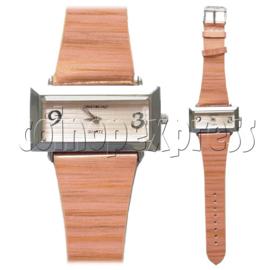 Polygonal Fashion Watches 11155