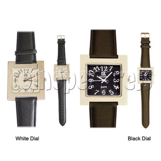Polygonal Fashion Watches 11156