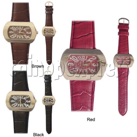 Polygonal Fashion Watches 11157