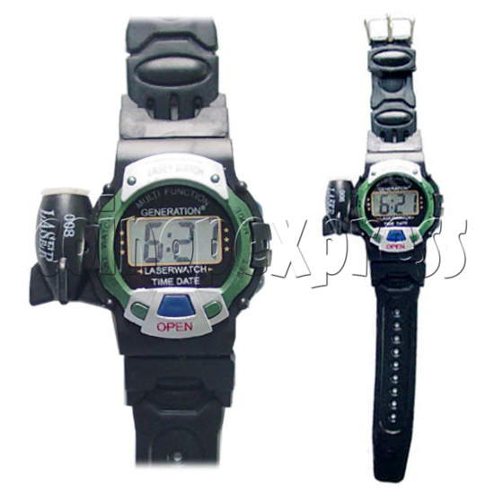 Laser Watches (Five Images) 11235