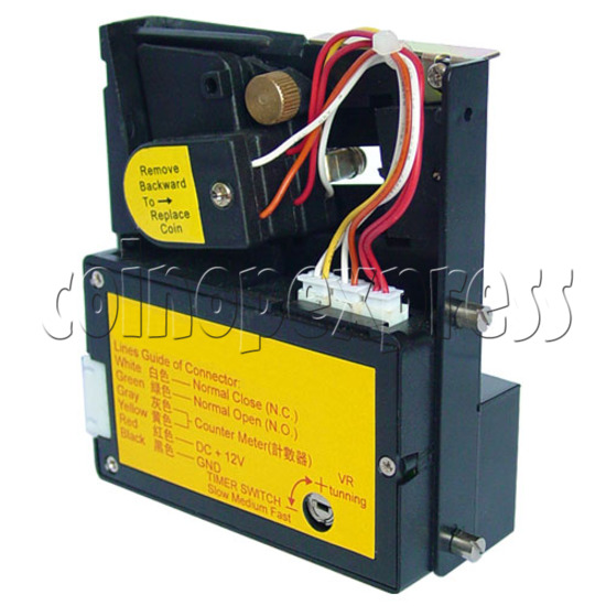 Electronic Drop Type Coin Acceptor 11292