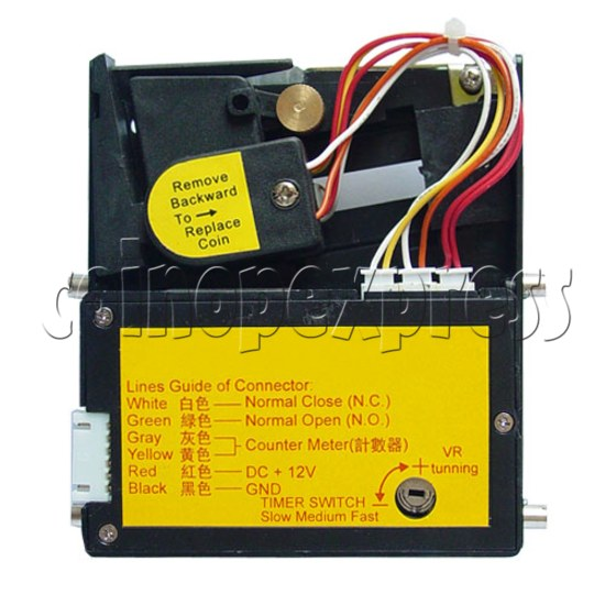 Electronic Drop Type Coin Acceptor 11293