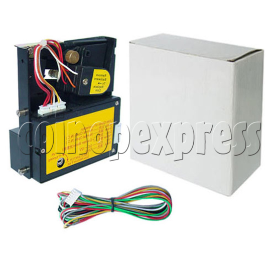 Electronic Drop Type Coin Acceptor 11325