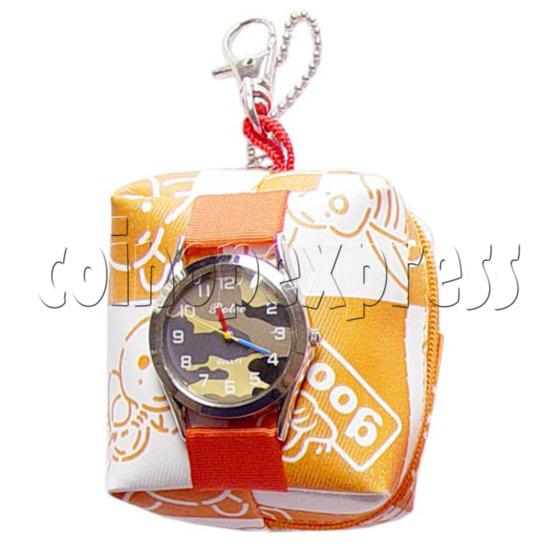 PVC Bag Watches 11396