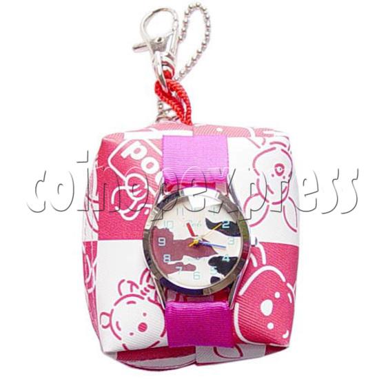 PVC Bag Watches 11397