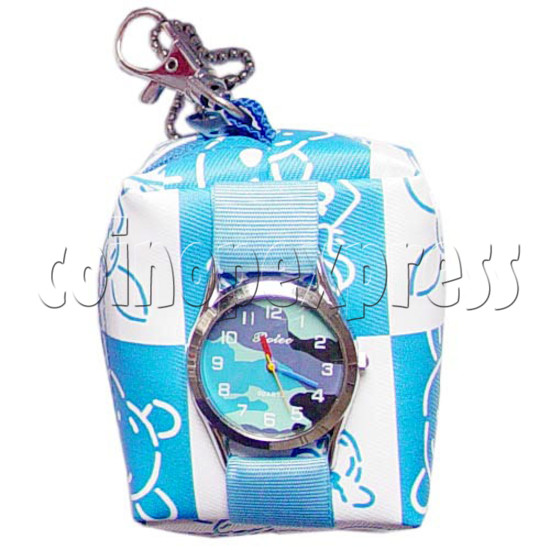 PVC Bag Watches 11398