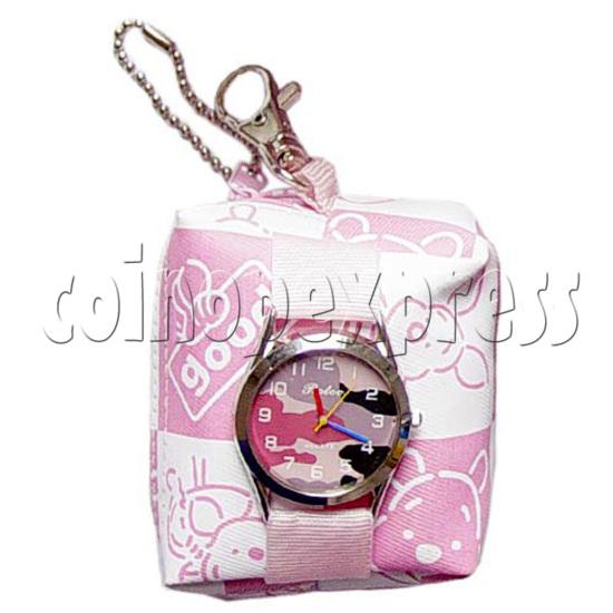 PVC Bag Watches 11399