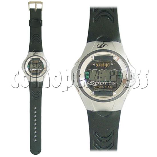 PVC Unisex Watches 11456
