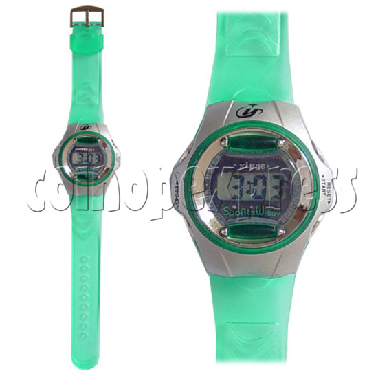 PVC Unisex Watches 11457