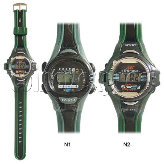 PVC Unisex Watches 11458