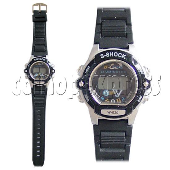 PVC Unisex Watches 11459