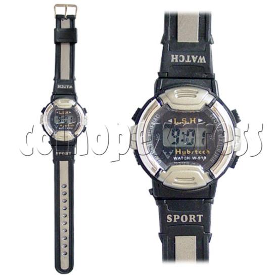 PVC Unisex Watches 11460