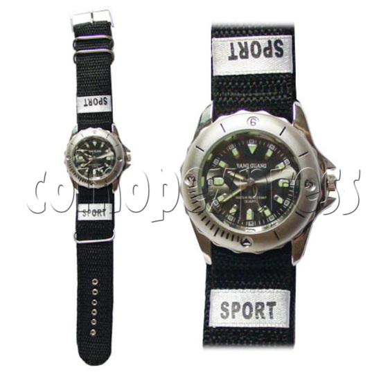 Unisex Nylon Sport Watches 11543