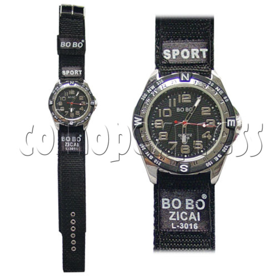 Unisex Nylon Sport Watches 11544