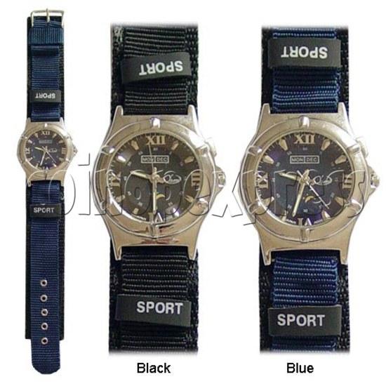 Unisex Nylon Sport Watches 11547