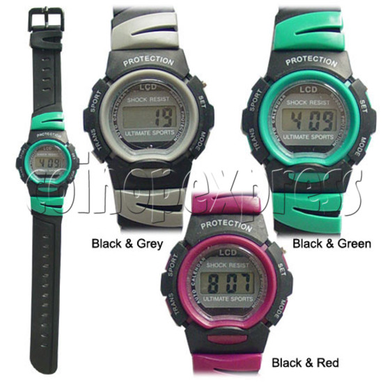 Sporty Watches 11550