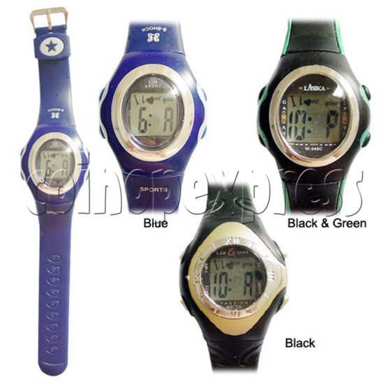 Window Battery Sport Watches 11565