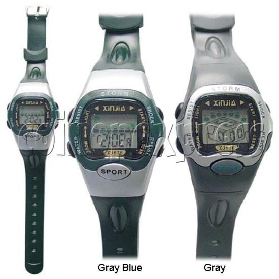 Multi-function EL Watches 11605