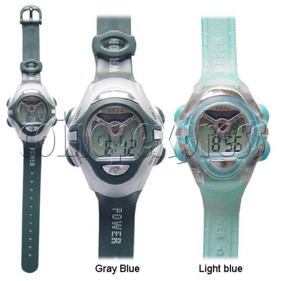 Multi-function EL Watches 11606