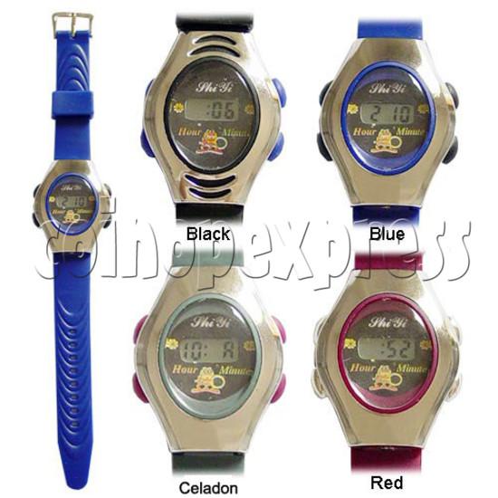 Unisex Cartoon Sport Watches 11612