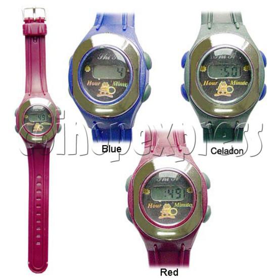 Unisex Cartoon Sport Watches 11614