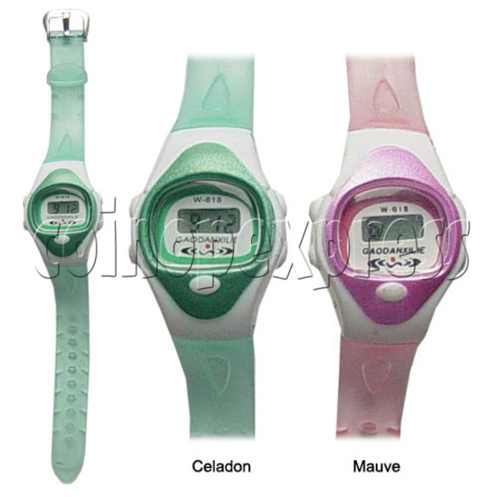 Battery Plastic Watches 11636