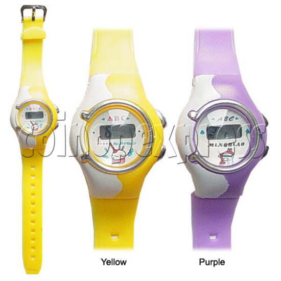 Battery Plastic Watches 11640