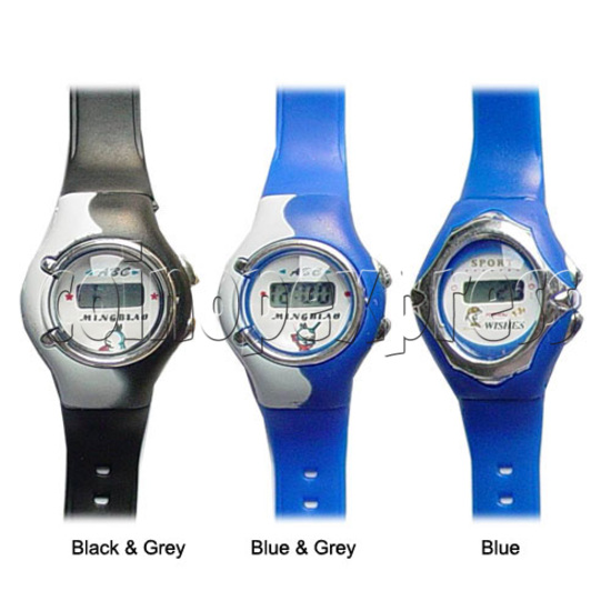 Battery Plastic Watches 11641