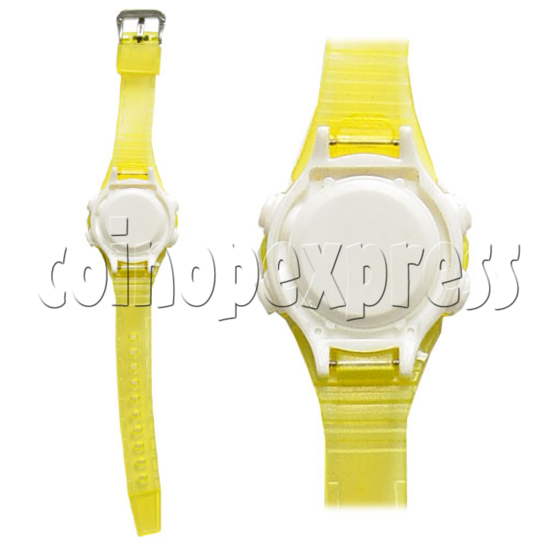 Battery Plastic Watches 11645