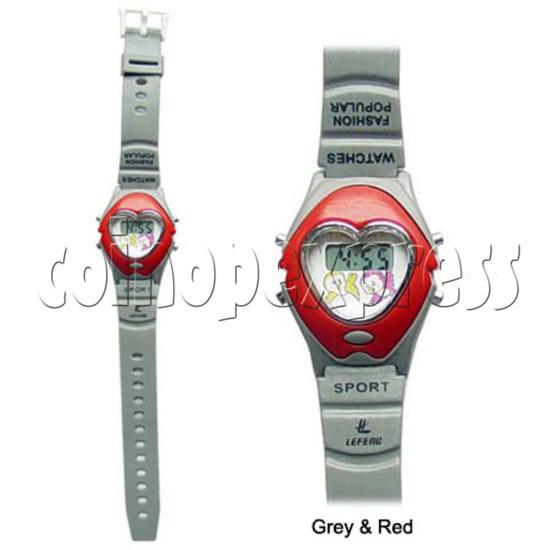 PVC Children Sport Watches 11705