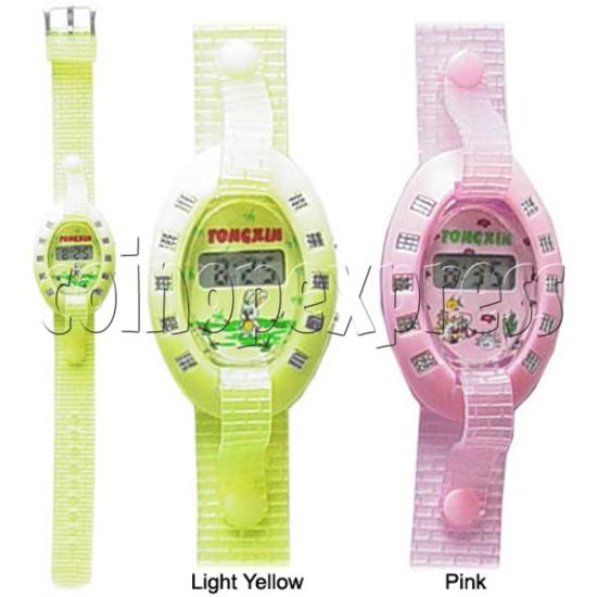 PVC Children Sport Watches 11707