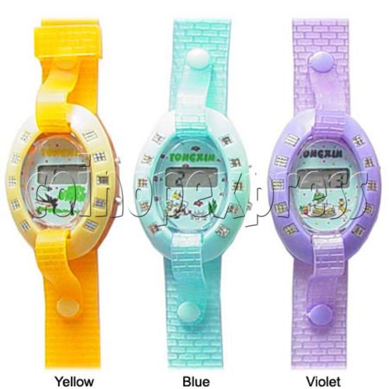 PVC Children Sport Watches 11708