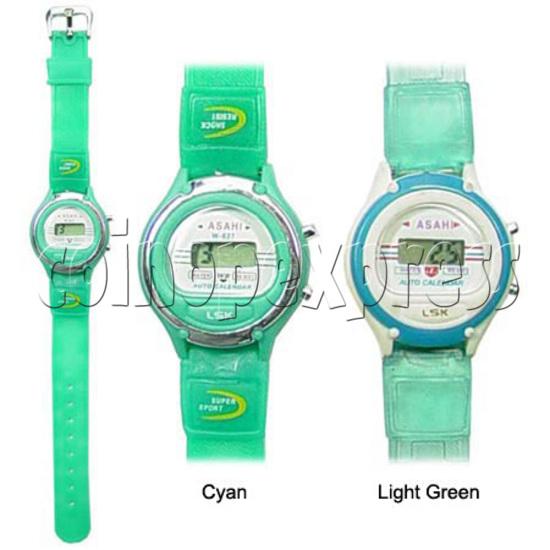 PVC Children Sport Watches 11711