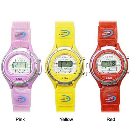 PVC Children Sport Watches 11712
