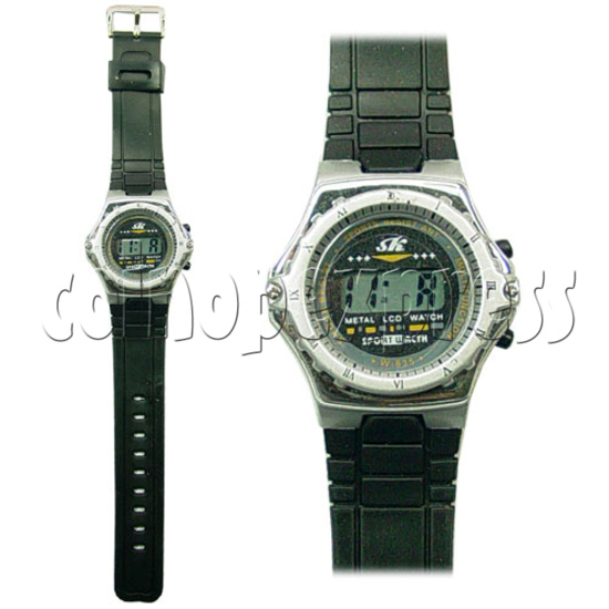 PVC Men Watches 11715
