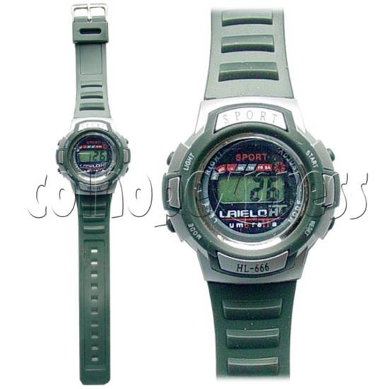 PVC Men Watches 11717